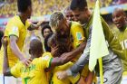 brazil 1 1 pen 3 2 chile world cup brazil 2014